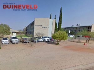 Upington Education | Hoërskool Duineveld