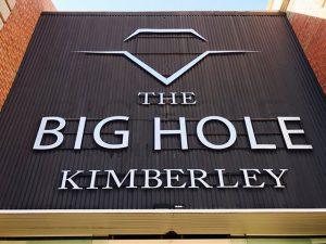 Kimberley   The Big Hole Kimberley